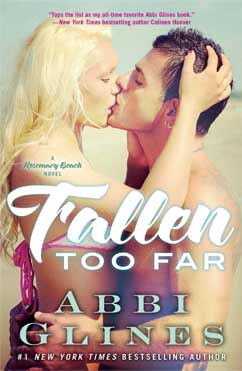 Fallen Too Far: Rosemary Beach #1