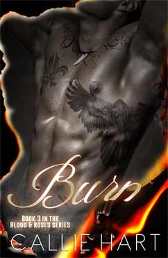 Burn: Blood & Roses #3