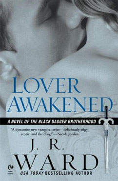 運命を告げる恋人: Black Dagger Brotherhood (3)