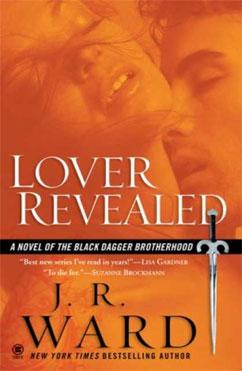 Lover Revealed: Black Dagger Brotherhood #4