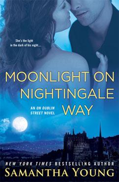 Moonlight on Nightingale Way: On Dublin Street (6)