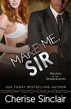 Make Me, Sir: Masters of the Shadowlands (5)