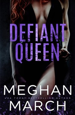 Defiant Queen: Mount Trilogy #2